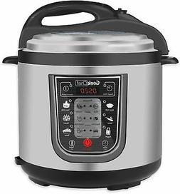 GeekChef 11-in-1 Multi-Functional Pressure Cooker, 6.3 Qt. /