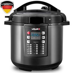 MUELLER Pressure Cooker Instant Crock 10-in-1 Pot Pro Series