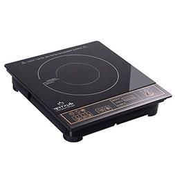 1800W Portable Induction Cook top Counter top Burner Gold Di