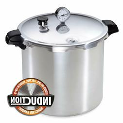 23-Quart Induction Compatible Pressure Canner, 23qt, Polishe