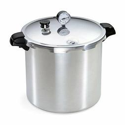 23-Quart Pressure Cooker and Canner for Vegetables Meats Pou