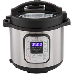 Multi-pot 10-in-1 Electric Pressure Cooker with Stainless St