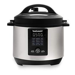 Vonchef 6 Quart 15-in-1 Multi-Use Programmable Pressure Cook