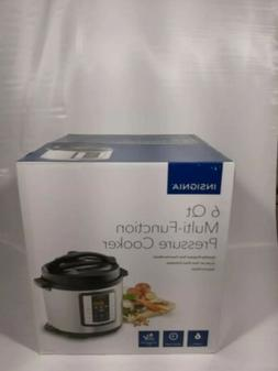 Insignia - 6qt Multi-Function Pressure Cooker - Stainless St