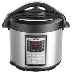 COSORI 8Qt 8-in-1 Electric Pressure Cooker with Instant Stai