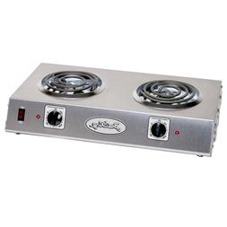 Broil King CDR-1TB Professional Double Hot Plate, 21-1/4-Inc