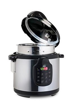 Elite Platinum 11-in-1 Electric Pressure Cooker, Slow Cooker