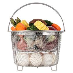 Aoizta Steamer Basket for Instant Pot Accessories 6/8 qt, Do