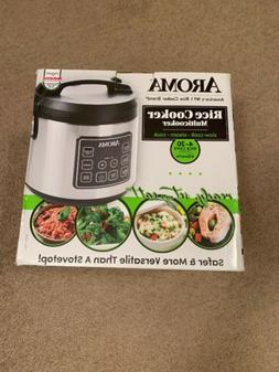 Aroma Instant Pot 4 Quart Cooker Programmable Electric Press