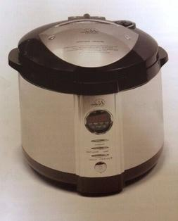 Wolfgang Puck BPCR0007 7 Quart Electric Pressure Cooker