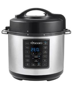 Crock-Pot Express Crock Programmable Multi-Cooker, Stainless