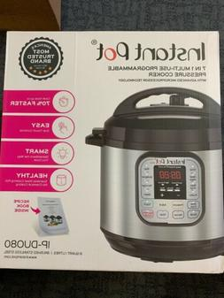 Instant Pot Duo 7-in-1 Programmable 8qt. Electric Pressure C