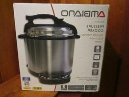 Ambiano Electric Digital 6 Qt Pressure Cooker Accessories Ma