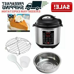 Electric Pressure Cooker  Programmable Instant Pot Accessori