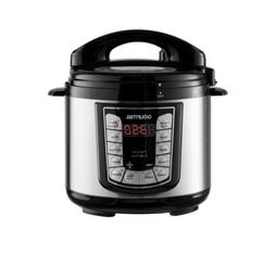 Gourmia GPC400 Stainless Steel 4-Quart Smart Pot Electric Di