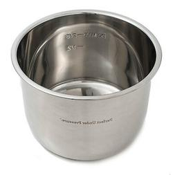 Inner Cooking Pot, to fit Instant Pot or Power Pressure Cook