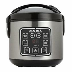 Instant 8-Cup Cooker Programmable Digital Electric Pressure