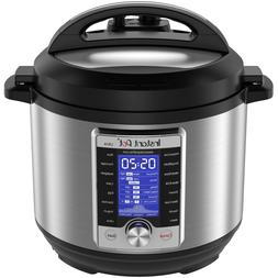 Instant Pot Ultra 10-in-1 Electric Pressure Cooker - 6Qt