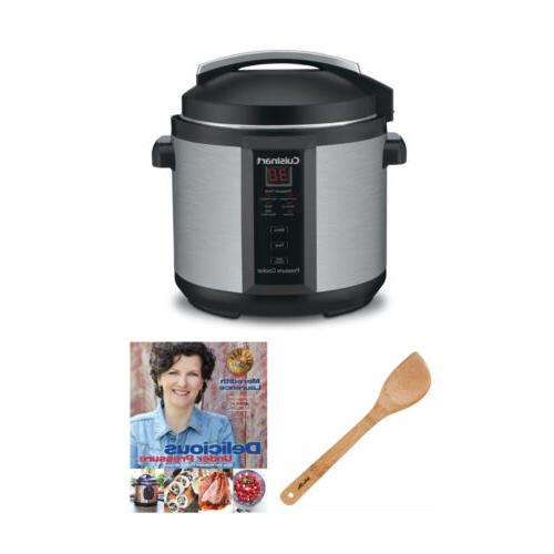 6 quart electric pressure cooker stainless