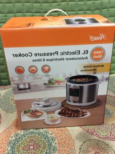 8 Qt Insta Pot Silicone Lid//Cover BPA-free Fits IP-DUO80 7-in-1 Programma...