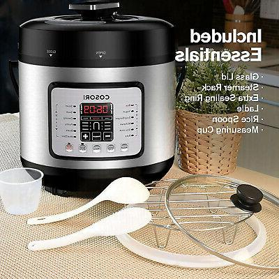 COSORI 7-in-1 Electric Cooker Slow