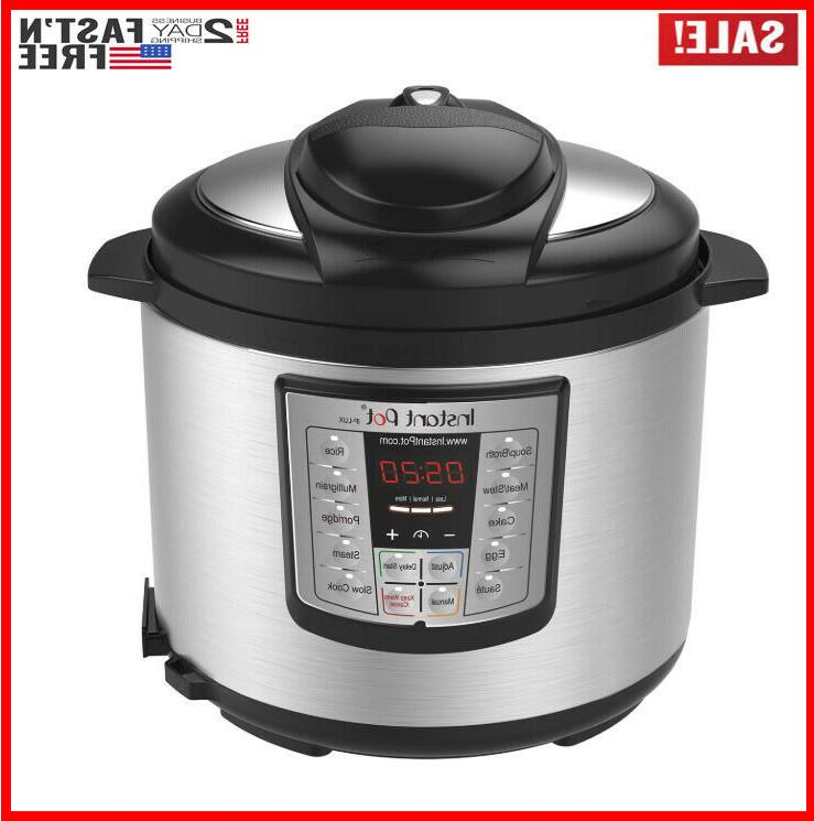 electric pressure cooker 6 in 1 programmable