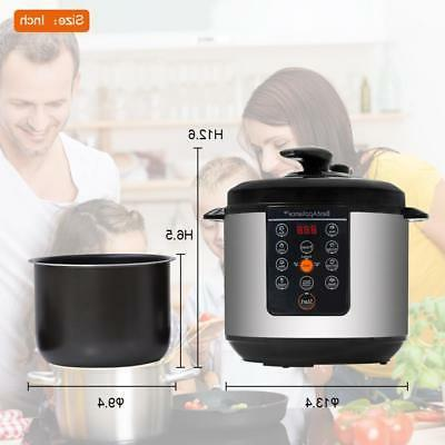 Electric Pressure rice Multi-Use