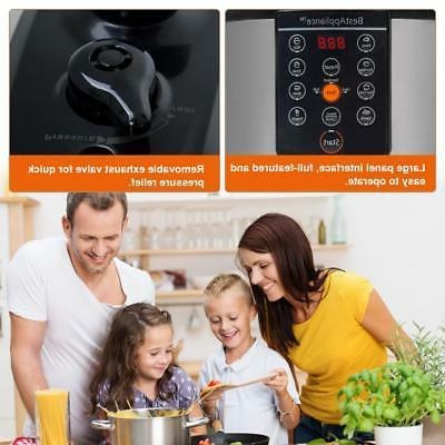 Electric Pressure rice Cooker Multi-Use
