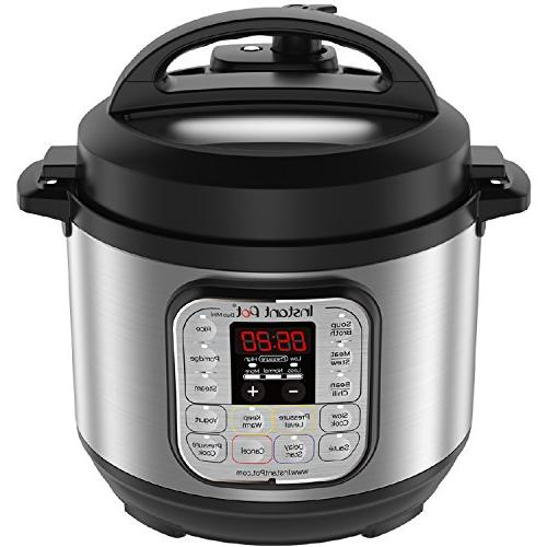 Instant Duo 3 Use Programmable Cooker, Rice Rice