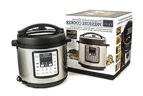 Multi-Use Programmable Cooker, 6 by Houseware