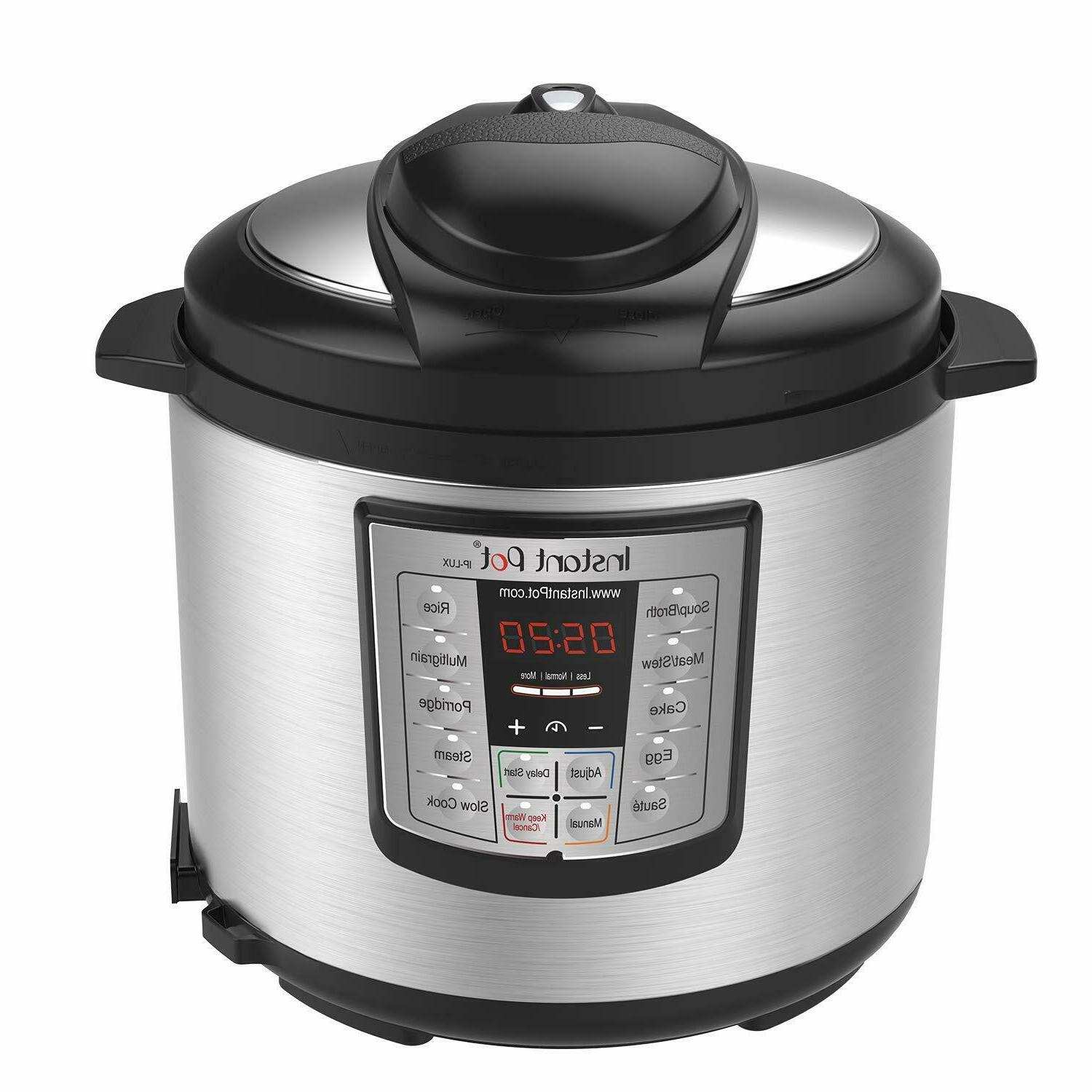 Instant Pot Cooker in Programmable 6 Instapot