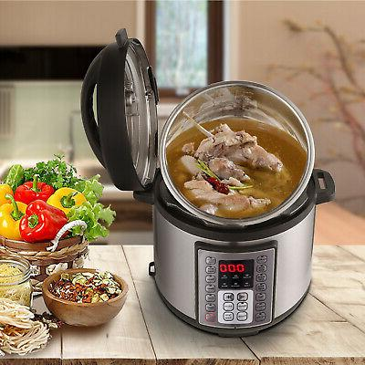 NEW Electric Cooker Steel