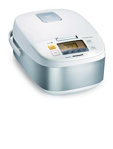 uncooked microcomputer controlled rice cooker