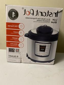 Instant Pot Lux 1000W Electric Pressure Cooker with Accessor