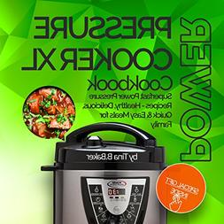 Power Pressure Cooker XL Cookbook: Superfast Power Pressure