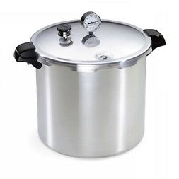 Pressure Cooker Canner Presto 23 Quart Dial Gauge Air Vent D