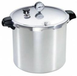 Pressure Cooker Canner 23 Quart Dial Gauge Air Vent Deluxe A