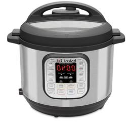 Pressure Cooker Stainless Steel 8 Quart Slow Electric Steame