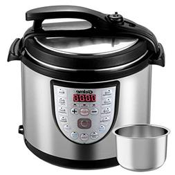 Gtime 8 Qt Electric Pressure Cooker 18-in-1 Programmable Mul