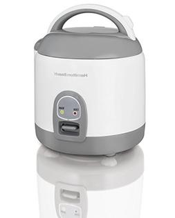 Hamilton Beach® 8-Cup Rice Cooker and Food Steamer