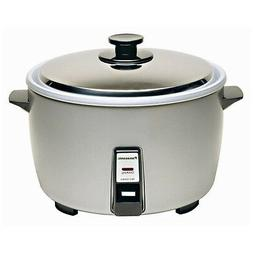 Winco SR-42HZP-D, 23-Cup Panasonic Electric Rice Cooker