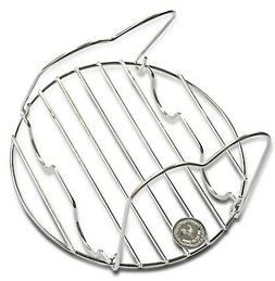 Steamer Rack Trivet For Use With Electric Pressure Cookers L